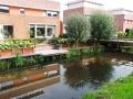 tuin aan water
